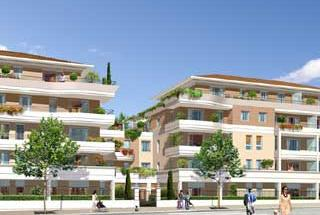 Residence l'Odyssee Ii,                                                                                       Appartement neuf                                                                                      Vallauris&nbsp-&nbsp                                                                                      06220