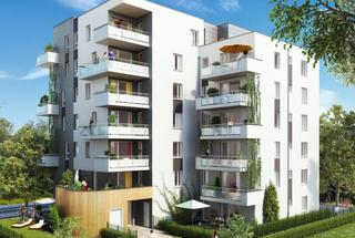 Bel'Air  Appartement neuf Lingolsheim 67380