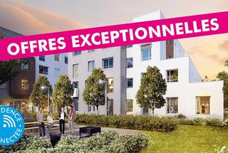 Residence l'alexandrin,                                                                                       Appartement neuf                                                                                      Toulouse&nbsp-&nbsp                                                                                      31100