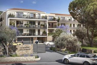 RESIDENCE LE DOMAINE DES OLIVIERS,                                                                                       Appartement neuf                                                                                      Toulon&nbsp-                                                                                      83000